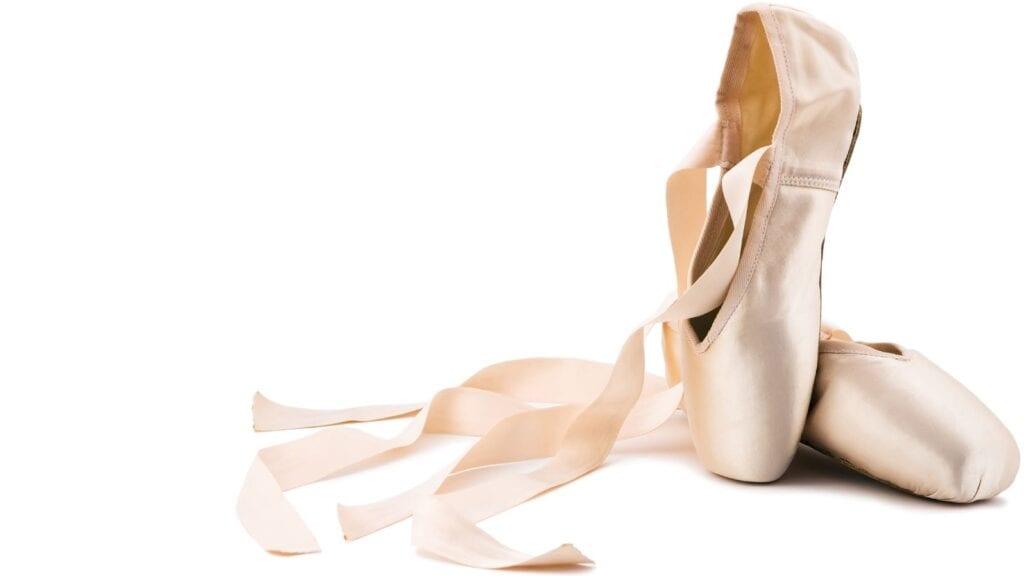 ballet footwear