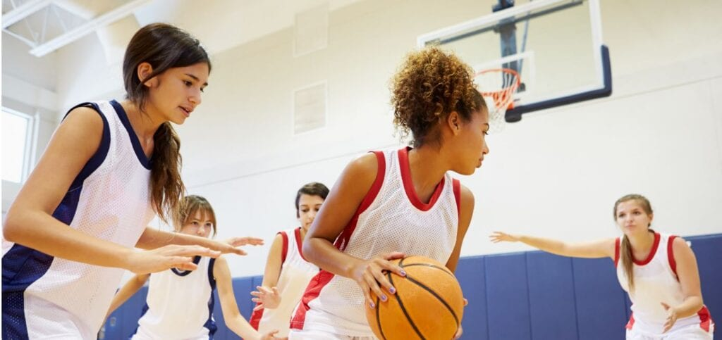 Female basketball players face disproportionate racial bias